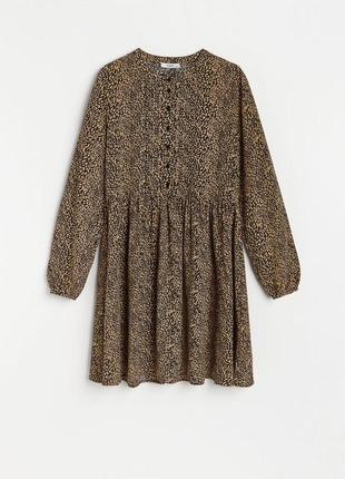 Модное платье свободного кроя
