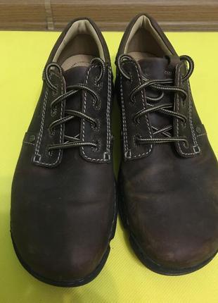 Мужские туфли clarks