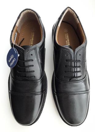 "Туфли кожаные ""george oliver"" 43 - 44р."