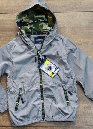 Куртка ветровка для мальчика на 2-3 года.акция цена закупки