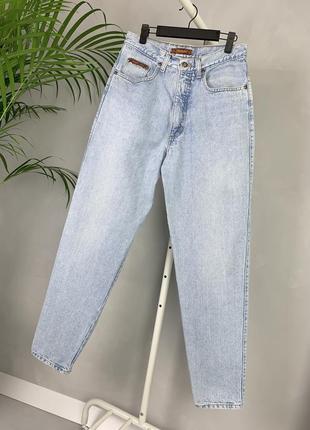 Винтажные мом джинсы высокая посадка момы wrangler