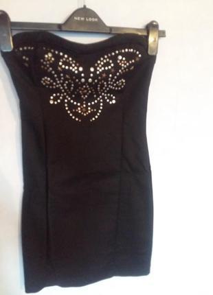 Маленькое черное платье jennyfer
