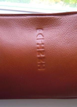 Сумка из натуральной кожи итальянского бренда patinni