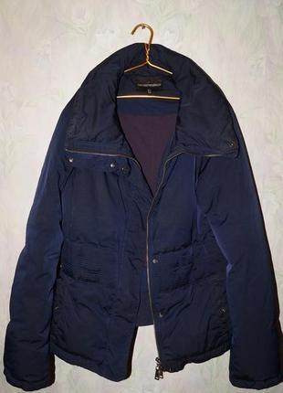 Зимняя куртка emporio armani.