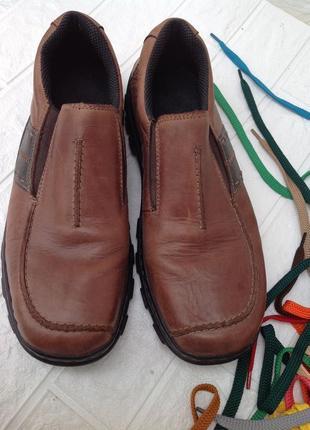 Туфли rieker р.45  29,5см
