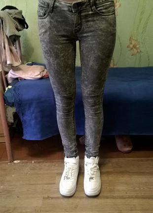 Супер крутые джинсы denim co