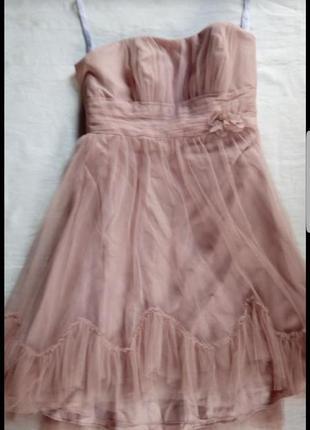 Пышное платье сарафан