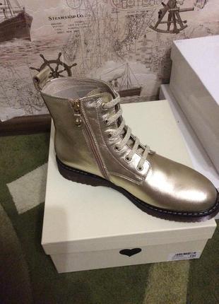 Красивенные ботинки twin set