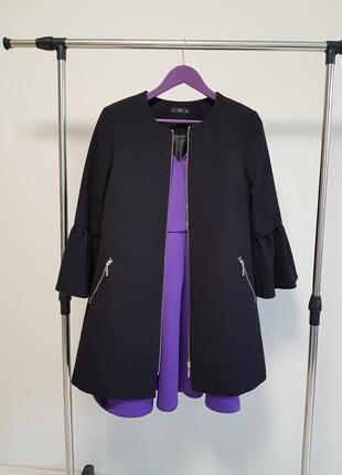 Пальто лёгкое женское f&f