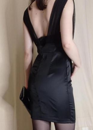 Новое маленькое чёрное платье по фигуре
