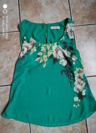 Яркая блуза oasis