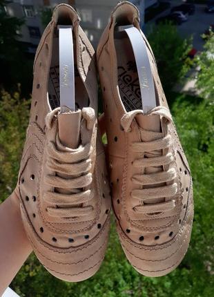 Летние мокасины туфли rieker