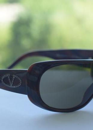 Солнцезащитные очки valentino 5495s, оригинал.4 фото