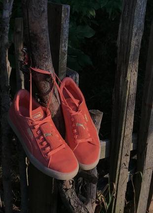 Кроссовки puma epic remix кеды пума 2021 розовые кроссовки кожа  замш