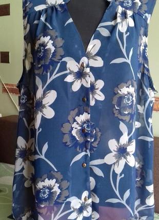 Блуза майка туника