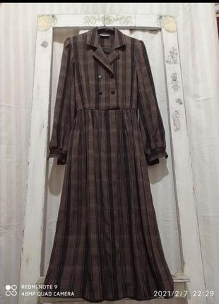 Крутое винтажное платье carmella