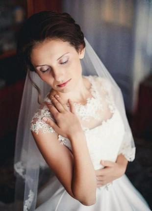Свадебное платье pollardi дизайнер ida torez