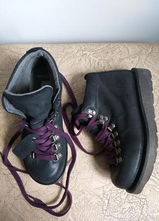 Bronx. кожаные ботинки. ботинки на платформе. на танкетке. натуральная кожа.