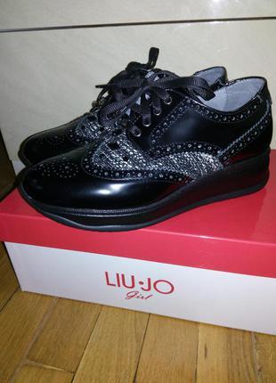 Очень крутые туфли liu jo, 100% оригинал