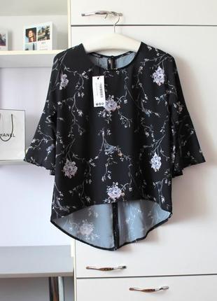 Новая трендовая блуза boohoo