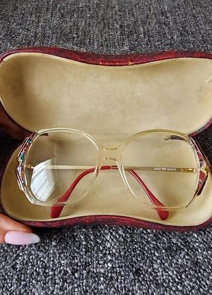Дизайнерские очки оправа jeff banks london оригинал