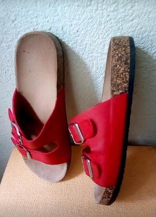 Ортопедические шлепанцы анатомическая обувь как биркеншток birkenstock
