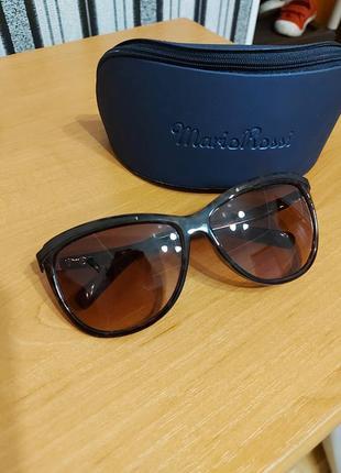 Оригинальные солнцезащитные очки mario rossi