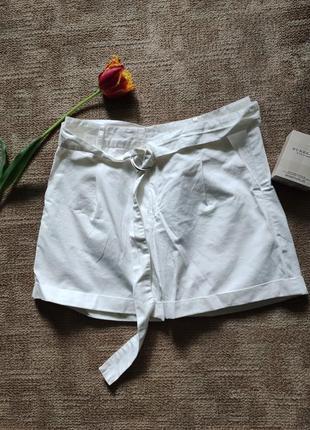 Белые летние шорты, новые!