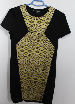 Стильное, яркое платье miss selfridge