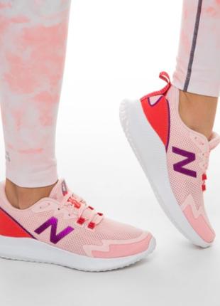 Кроссовки для бега, для фитнеса new balance, сетка оригинал.