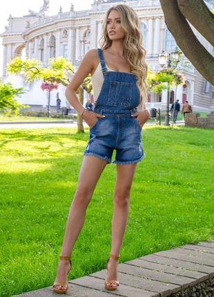 Комбинезон джинс3 фото
