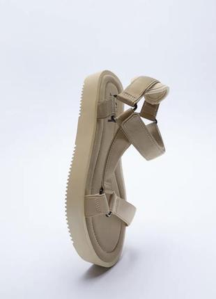 Sale!!!! сандалі на знижці zara