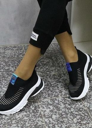 Женские текстильные кроссовки, распродажа2 фото
