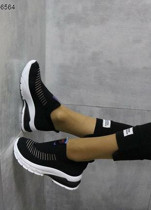 Женские текстильные кроссовки, распродажа7 фото
