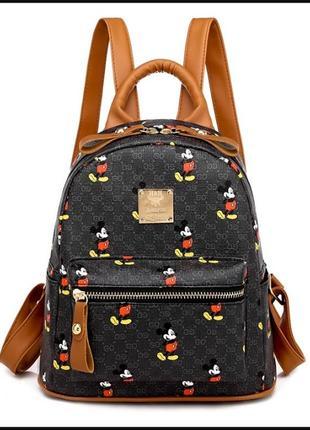 Милый рюкзачок с микки маусом