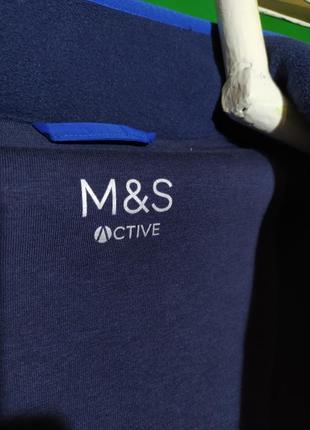 Флисовая кофта m&s active h&m3 фото