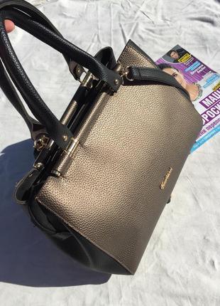 Сумка сумочка большая вместительная 💜