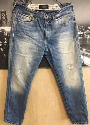 Maison scotch джинсы