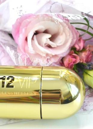 Carolina herrera 212 vip_women оригинал_eau de parfum 7 мл затест