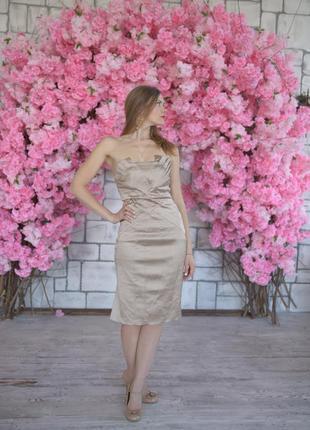 Платье сукня как шелк карен миллен бренд