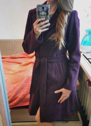 Пальто шерсть финляндия (торг)