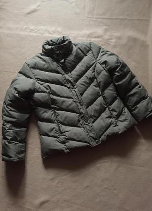 Пуховик/ пуховая дутая куртка