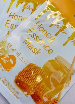 Тканева маска з екстрактом меду