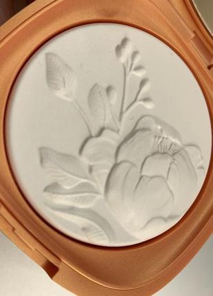 Пудра kiko milano tuscan sunshine perfecting powder ⠀