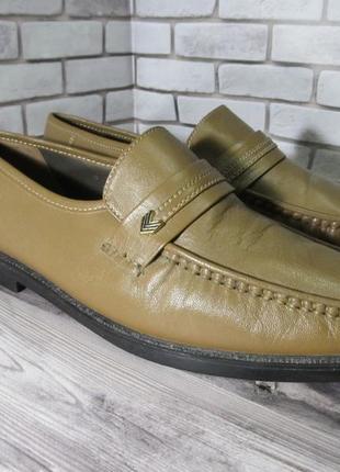 Кожаные туфли trustyle