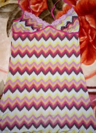 Будуарное бельевое платье-сорочка,10