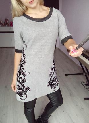 Оригінальне плаття-туніка m