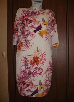 Фирменное george cтильное платье на 50-52 размер идеал