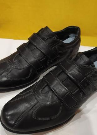 Туфли спортивные bugatti