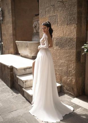 Свадебное платье perla2 фото
